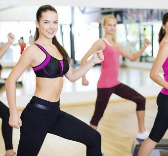 เต้นแอโรบิคที่ดีและได้ผลควรจะออกกำลังกายกี่นาที