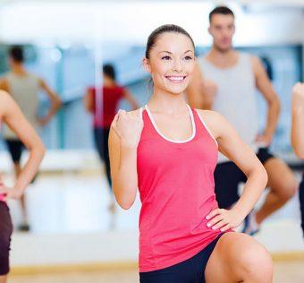 ความเหมาะสมของร่างกายและอุปกรณ์ในการเต้นแอโรบิค