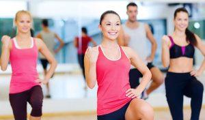 อุปกรณ์เสื้อผ้าที่ใช้ต้องเตรียมการในการออกกำลังกายแอโรบิค