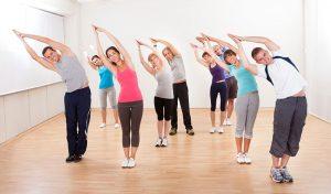 การเต้นแอโรบิคควรจะเต้นแบบพอดีไม่งั้นอาจจะต้องเจ็บตัว