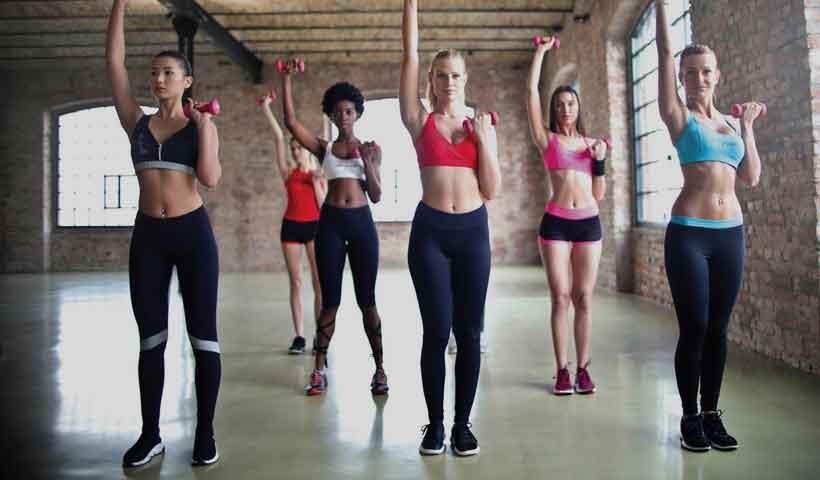Aerobic-exercise-slender-only