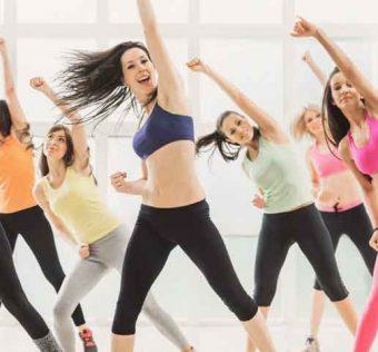 ท่าเต้นที่ช่วย ลดน้ำหนักและเบิร์นไขมันเยอะสุด?
